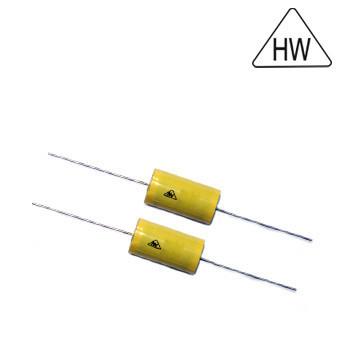 CL-20Т 3.3 mkf - 250v (±10%) Аксіальні плівкові
