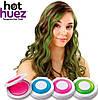 Мелки для волос Hot Huez Temporary Hair Chalk