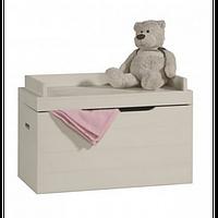 Ящик для игрушек Pinio ASIENTE