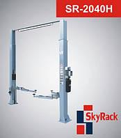 Подъемник двухстоечный для сто электрогидравлический подъемник SR-2040H SkyRack