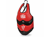 Пояс тренера TITLE Classic Advanced Body Shield