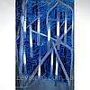 Светодиодные сосульки 50 см гирлянда тающая метеоритный дождь из гирлянд сосулек