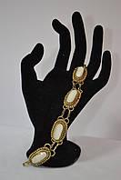 Браслет  из  натурального перламутра -подарок прекрасной женщине