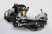 """Двигатель на скутер   4T GY6 80cc   (139QMB, короткий)   (10"""" колесо)."""