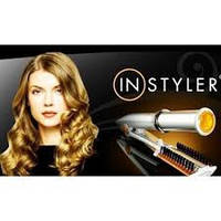 Утюжок-плойка для волос Instyler Инстайлер