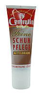 Крем для обуви в тубе - Centralin Feine Schuhpflege (коричневый) (Оригинал)