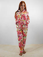 Стильная пижама женская в расцветках р.-44-52