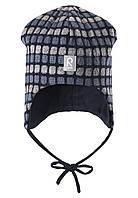 Зимняя шапка для мальчиков Reima 518362-6980. Размер 46-52. , фото 1