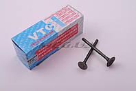 """Клапаны (пара, голые)  на скутер   4T GY6 125   (L-65mm)   """"VTC"""""""