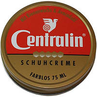 Крем для обуви в банке - Centralin Schuhcreme  (бесцветный) (Оригинал)