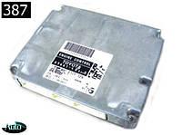 Электронный блок управления (ЭБУ) Toyota Avensis 1.8 00-04г (1ZZ-FE)