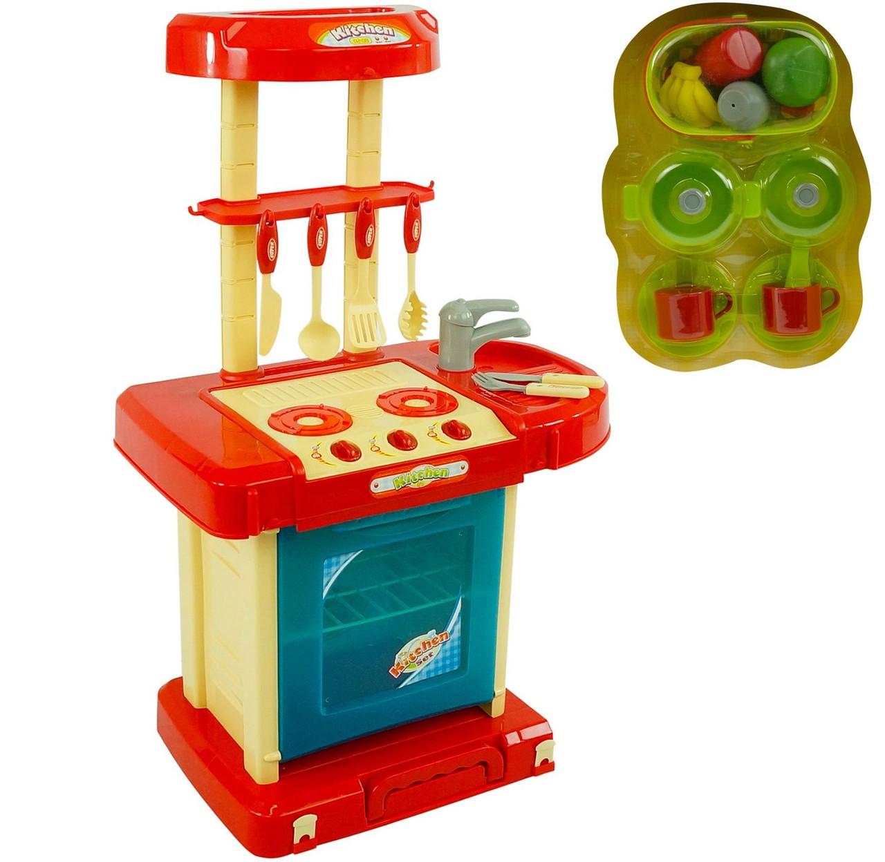 Детская игровая кухня 008-56 А, фото 1