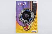 "Колодки сцепления (тюнинг)  на скутер   4T GY6 50, Honda DIO ZX   ""DLH"""