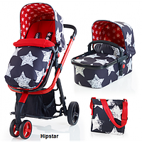 Коляска 2в1 Cosatto GIGGLE2 NEW HIPSTAR CT3002