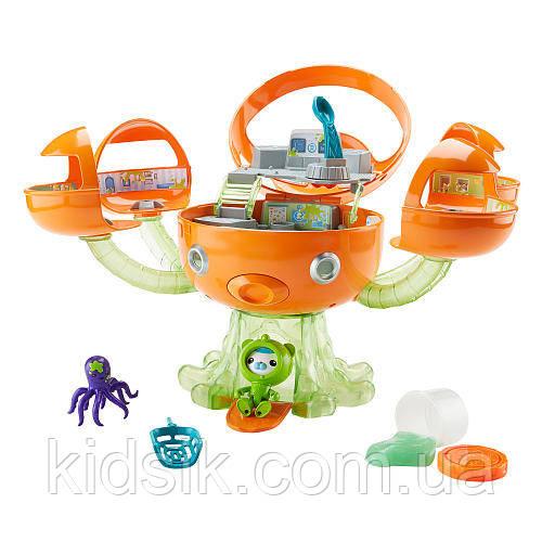 Игровой набор Октонавты -Октобаза -Подводная станция Морская Слизь -Октопод -. Fisher-Price Octonauts Octopod , фото 1