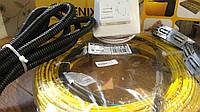 Нагревательный кабель комплект с регулятором ( 5.3 м.кв)