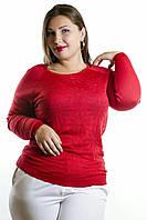 Кофты женские больших размеров оптом