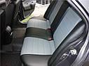 Авточохли повністю екокожа для Renault (Рено), фото 5