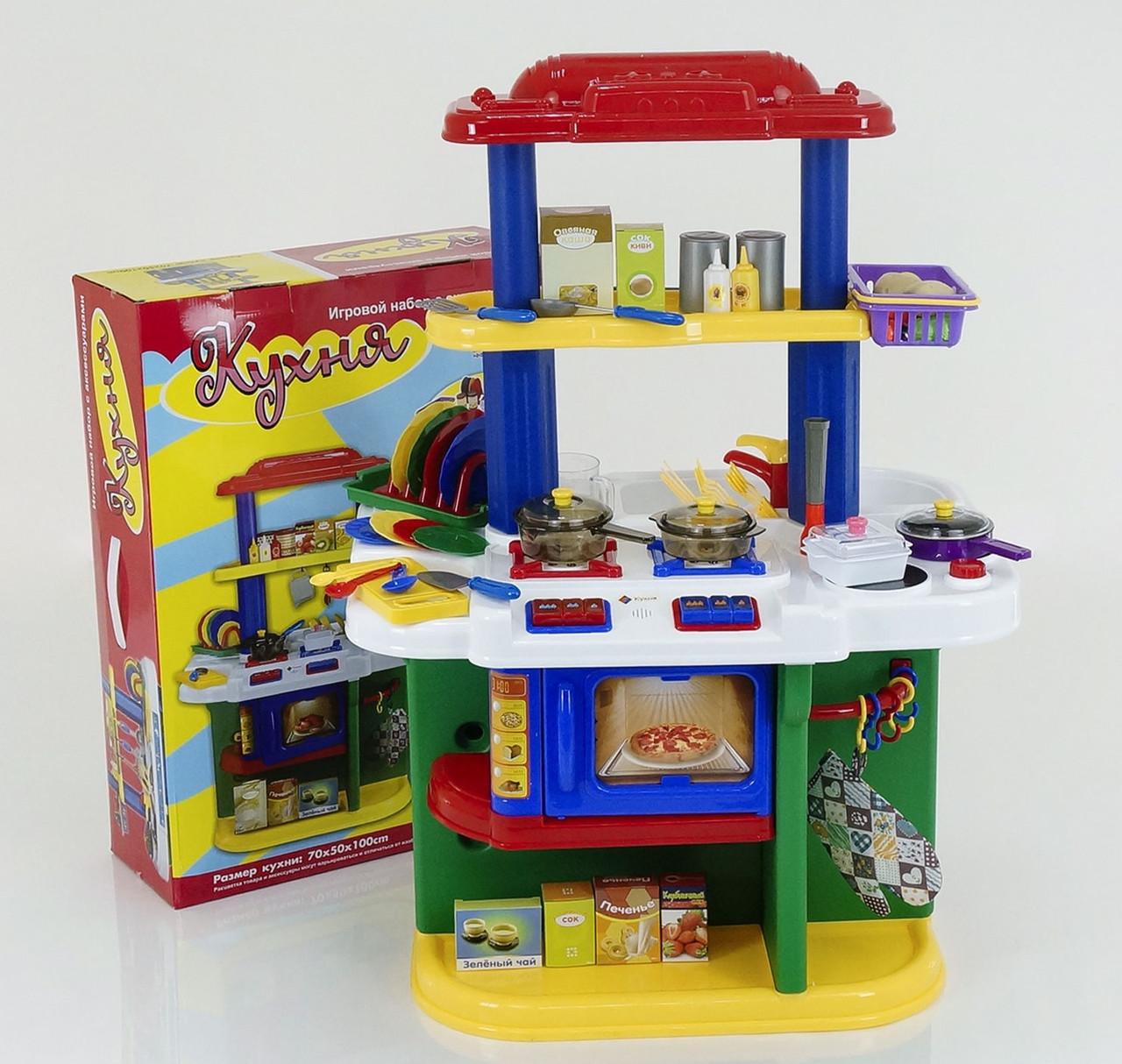 Детская игровая кухня ZYА-А 0134