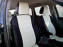 Авточохли повністю екокожа для Renault (Рено), фото 6