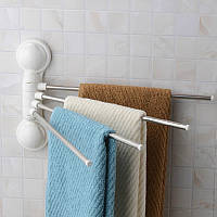 Вешалка для полотенец на 4 планки Towel Rack