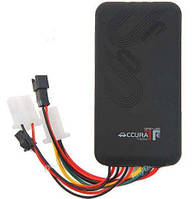 GPS GSM GPRS Трeкер GT06 +SIM+Блок двиг+Настройка на бесплатный сервер