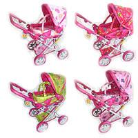 Детская коляска для кукол 9346