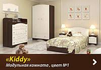 "Детская комната Вальтер ""Kiddy"" (цвет №1)"