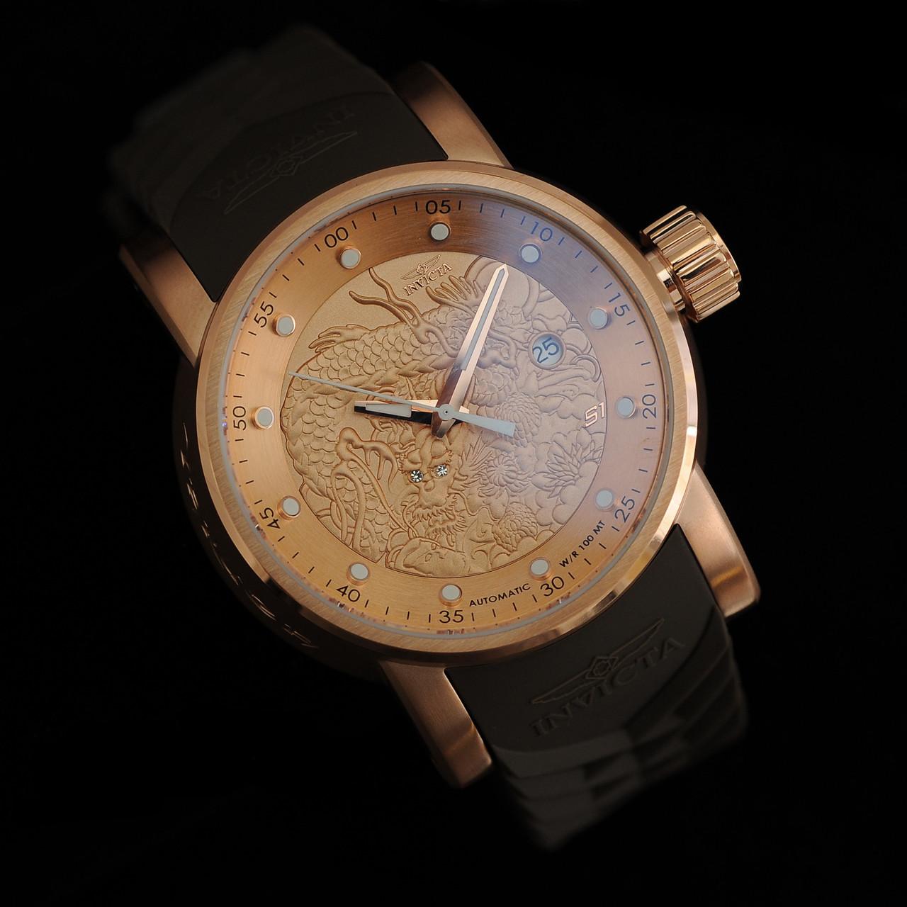 5a57d414a4a8 Женские часы Invicta 12790 Yakuza Dragon, цена 5 941 грн., купить в ...