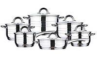 Набор посуды Blaumann GOURMET BL-1410 (12 предметов)