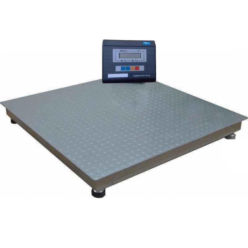 Весы платформенные Промприлад ВН-5000-4 (2000х6000)
