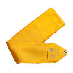 Лента Chacott 65404-Med Ribbon 5м синт.шелк Lemon Yellow 063