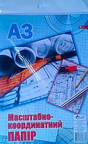 Бумага Миллиметровка А3 Украина