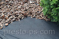 Применение чёрного агроволокна в ландшафте