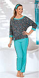 Пижама женская Ava PJ 10 , фото 2