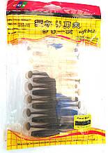 Cиликон съедобный  EOS Real Bait Colour 08 Size 75mm