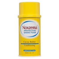 Пена для бритья Noxzema с маслом какао и витамином Е 300 мл.