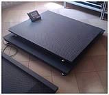 Ваги платформні Промприлад ВН-5000-4 (2000х6000), фото 2