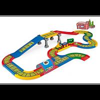 Игровой набор Wader железная дорога 51711