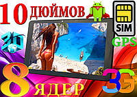 Планшет телефон Lenovo S10, 8 ядер, 2Gb / 16Gb, GPS, 2 сим