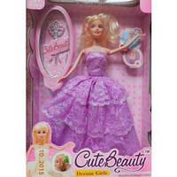 Куколка в бальном платье