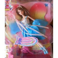 Кукла фея с аксессуарами для волос