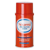 Пена для бритья Noxzema для чувствительной кожи с ланолином 300 мл.
