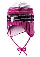 Зимняя шапка для девочки Reima 518369-4620. Размер 48-54.