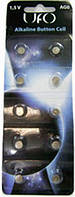 Батарейка UFO AG0 ЧАС. (V379) 1Х10 ШТ.