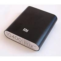 Портативная зарядка Power Bank Xiaomi Mi 10400mAh black (РЕАЛЬНАЯ ЁМКОСТЬ 5500mAh )