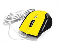 Мышь проводная USB, оптическая LogicFox LF-MS 043