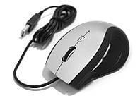 Мышь компьютерная LogicFox, USB, оптическая LF-MS 044