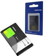 Аккумулятор 100% оригинал Nokia BL-5C 1100/ 1101/ 1110/ 1112/ 1600/ 2300/ 2310/ 2600/ 2610/ 3100/ 31