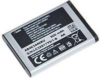 Аккумулятор SAMSUNG X200 / AB463446BU АА STANDART